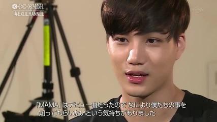 (превод) Exo Channel Japan Епизод 2