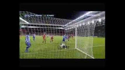Liverpool - Porto (4 - 1) Torres