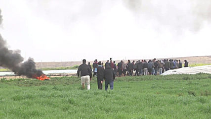 State of Palestine: At least one dead after Israeli forces open fire at Gaza border