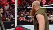 The Wyatt's Sneak Attack - Wwe Raw Slam of the Week 7/14
