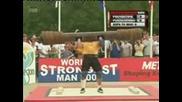 Най силния човек на света (mariusz Pudzianowski)