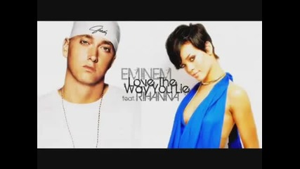 Eminem Feat. Rihanna - Love The Way You Lie Hd *hq