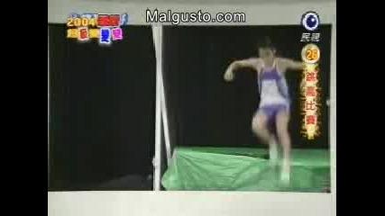 Олимпийски Скок - Пародия