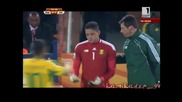 Южна Африка с/у Уругвай 0 - 3