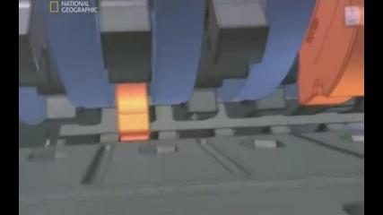 Мегаструктури - Гигантски шредер Bg Audio