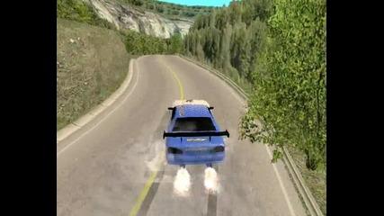 blind Drift on Akagi