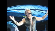Bon Jovi Happy Now Live Chicago July 2010