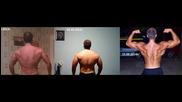 Как да запазим мускулната маса по време на калориен дефицит?