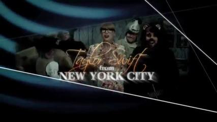 Много красиво изпълнение на Tейлър Суифт - We Are Never Ever Getting Back Together На живо в Ню Йорк