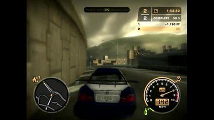 Need for Speed Малка част от 1 мисия