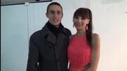 Dancing Stars - Нели и синът й Иво - 18.03.2014 г.