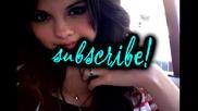 Selena skype - youtube =]!писах си с нея - Има 54 преводача!