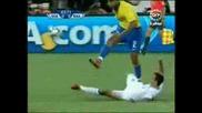 Бразилия - Сащ 3:0 Супер Гол На Майкон