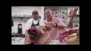 Странни храни в Америка: Чарлстън ( Южна Каролина ) ( Бг Аудио )