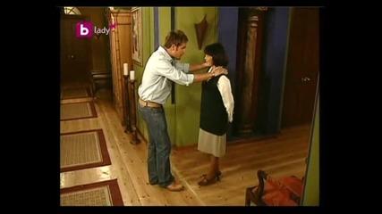 Франко вижда Сара в дома си