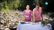 Лятна салата с кускус и сорене - Бон апети (28.08.2015)