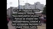 Бунт На Анти - Глобалисти В Братислава