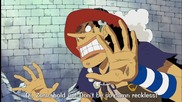 One Piece - 376 bg subs