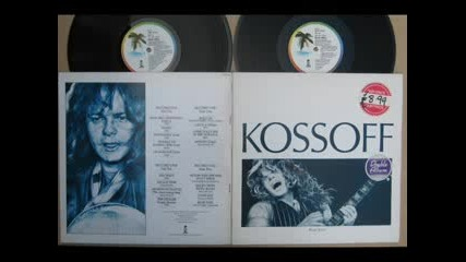 Paul Kossoff - I Know Why The Sun Don`t Shine