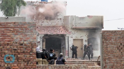 Twin Blasts Near Church Wound 27 Worshippers During Sunday Service in Eastern Pakistan