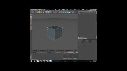 Cinema 4d - Урок 1 Интерфейс