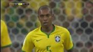 1/2 финал: Бразилия 1 – 7 Германия // F I F A World Cup 2014 / Brazil 1 – 7 Germany (1-во полувреме)