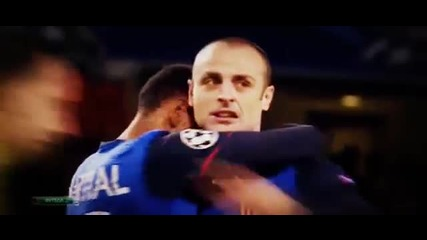 Гол на Димитър Бербатов срещу Арсенал ! Шампионска лига 25.02.15