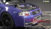 Audi S3 1366hp (dyno)