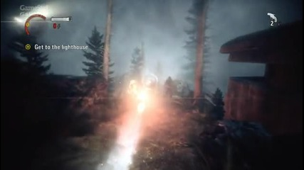 Alan Wake - First 10 min. gameplay