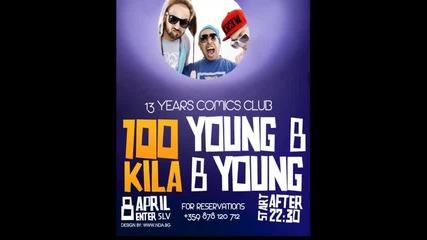 8 April - Comics - Varna - 100 Kila + Youngbbyoung