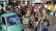 Netherlands: Utrecht locals rally in support of restaurant forced shut after COVID pass rejection