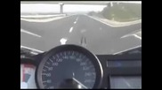 Мотор Bmw K1200s вдига 280 км/ч