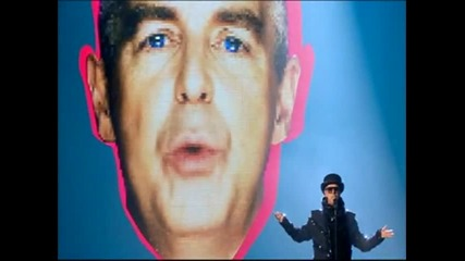 Pet Shop Boys Lady Gaga - Psb Medley - Brit Awards 2009 - 18th Feb 09 - snoop