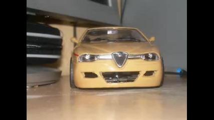 Make Tuning Alfa romeo 156