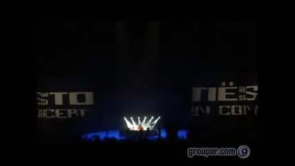 Dj Tiesto - - - Adagio For String In Concert