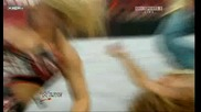 Raw 08/31/09 Beth Pheonix vs Mickie James [ Divas Championship ]