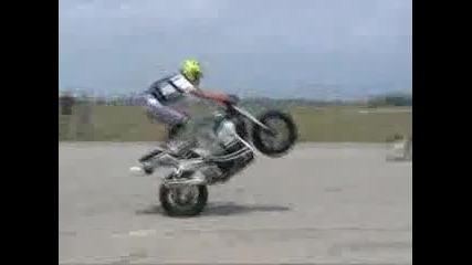 Stunt Bulgaria...