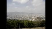 Барселона - Изглед От Монтжуик