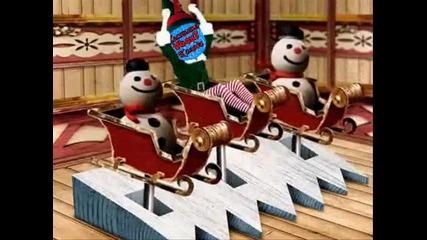 Честита Коледа и година от bg parr