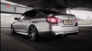 The sound of the Bmw M5 30 Jahre edition