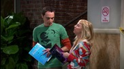 Теория за големия взрив / The Big Bang Theory Сезон 1 Епизод 9 Бг Аудио