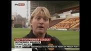 """Бивш шотландски национал беше назначен за мениджър на """"Мъдъруел"""""""