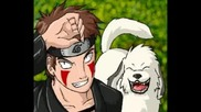 Kiba and Akamaru - Who let the dogs out