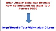 Improve Vision Without Glasses