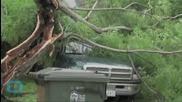 Twister, Severe Weather Kills 10 in Mexico Border City
