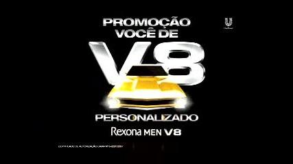 Rexona V8 - Commercial