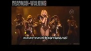 Shakira - She Wolf & Give It Up To Me Live @ Nba All - Star Game Half Time Show