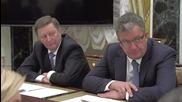 Russia: Putin dresses down health officials over flu outbreak