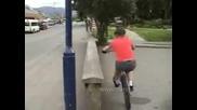 Mountain Bike Trickster - Danny Macaskill