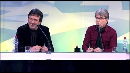Ekrem Peles - Ti me nikad nisi volela - Kafana je moja sudbina - (Live) - ZG - 08.02.2014. EM 18.